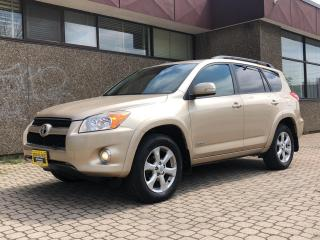 Used 2009 Toyota RAV4 4WD 4dr I4 Limited for sale in Hamilton, ON