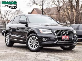 Used 2014 Audi Q5 2.0L Technik for sale in North York, ON