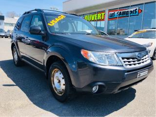 Used 2011 Subaru Forester 2.5 X Touring Package for sale in Lévis, QC
