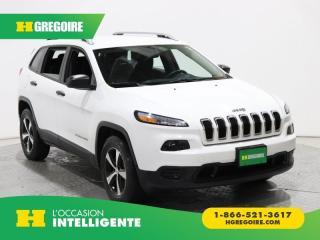 Used 2014 Jeep Cherokee SPORT AWD AC GR for sale in St-Léonard, QC