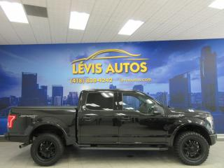 Used 2015 Ford F-150 XLT for sale in Lévis, QC