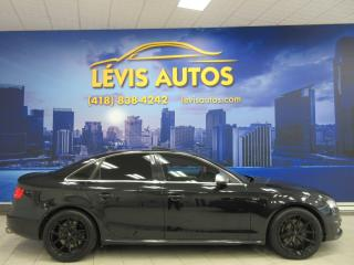Used 2012 Audi S4 Premium Awd 333 Hp for sale in Lévis, QC