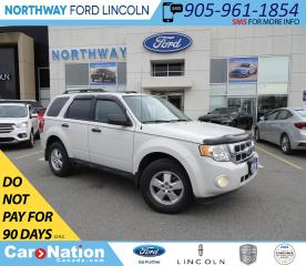Used 2010 Ford Escape XLT | KEYLESS ENTRY | CRUISE | SIRIUS RADIO | for sale in Brantford, ON
