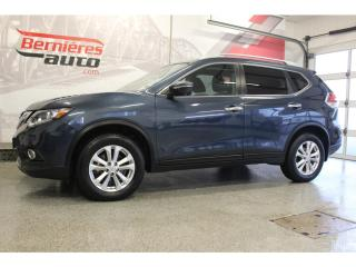 Used 2015 Nissan Rogue Sv Gps+toit Awd 7 for sale in Lévis, QC
