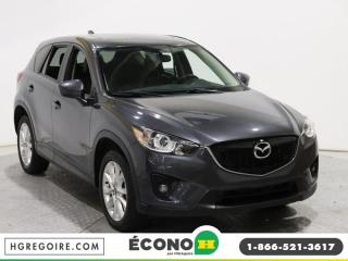 Used 2014 Mazda CX-5 GT AWD AC GR ELECT for sale in St-Léonard, QC