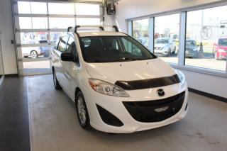 Used 2012 Mazda MAZDA5 Familiale 4 portes, boîte automatique, G for sale in Lévis, QC