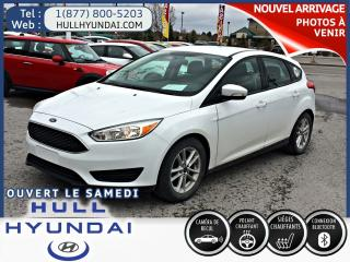 Used 2015 Ford Focus Se, Bluetooth for sale in Gatineau, QC