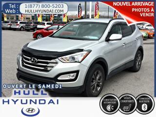 Used 2014 Hyundai Santa Fe Sport 2.4 Premium AWD for sale in Gatineau, QC