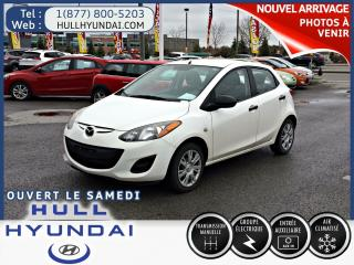 Used 2012 Mazda MAZDA2 GX A/C for sale in Gatineau, QC