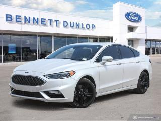 Used 2017 Ford Fusion SPORT for sale in Regina, SK