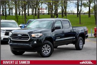 Used 2018 Toyota Tacoma Double Cab SR5 V6 for sale in St-Léonard, QC