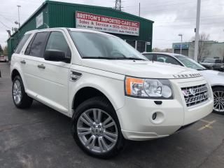 Used 2010 Land Rover LR2 HSE NAV for sale in Burlington, ON