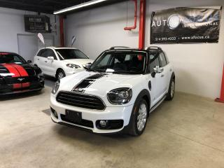 Used 2017 MINI Cooper Countryman ALL4, 4 PORTES, CAMÉRA DE RECUL, INT., E for sale in Montréal, QC