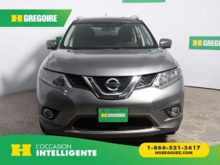 Used 2016 Nissan Rogue SV AWD A/C TOIT NAV for sale in St-Léonard, QC