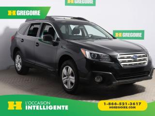 Used 2017 Subaru Outback 2.5I AWD A/C GR for sale in St-Léonard, QC