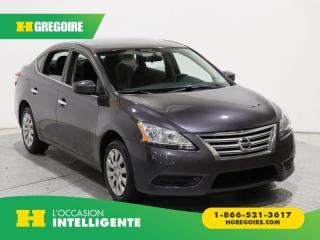 Used 2015 Nissan Sentra S A/C GR ELECT for sale in St-Léonard, QC