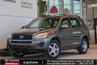 Used 2009 Toyota RAV4 Base - 4X4 AIR CLIMATISÉ! 4X4! MAGS! VÉHICULE VENDU TEL QUEL!SUPER PRIX! FAITES VITE! for sale in Lachine, QC