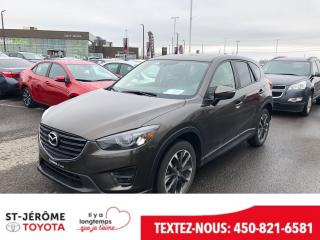 Used 2016 Mazda CX-5 GT AWD for sale in Mirabel, QC