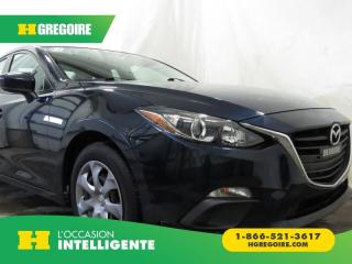 Used 2014 Mazda MAZDA3 GX-SKY for sale in St-Léonard, QC