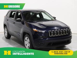 Used 2014 Jeep Cherokee SPORT A/C GR ELECT for sale in St-Léonard, QC