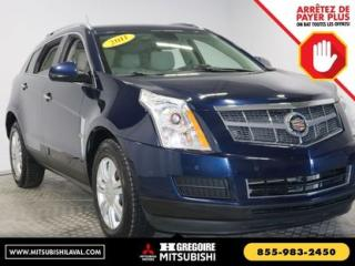 Used 2011 Cadillac SRX 3.0 Luxury for sale in Laval, QC