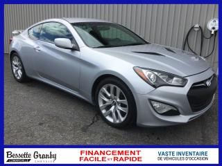 Used 2013 Hyundai Genesis 2.0T for sale in Cowansville, QC