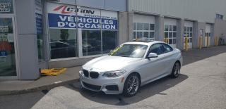Used 2016 BMW 228i Xdrive,m for sale in St-Hubert, QC