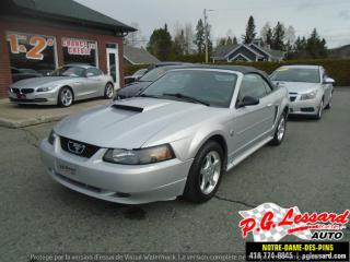 Used 2004 Ford Mustang for sale in St-Prosper, QC