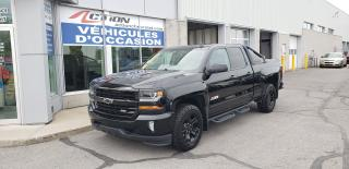 Used 2017 Chevrolet Silverado 1500 2lt,edition for sale in St-Hubert, QC