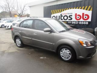Used 2011 Kia Rio for sale in Laval, QC
