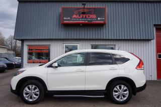 Used 2014 Honda CR-V EX AWD for sale in Lévis, QC