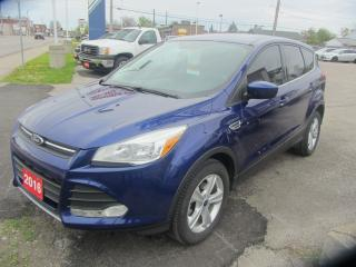 Used 2016 Ford Escape SE for sale in Hamilton, ON