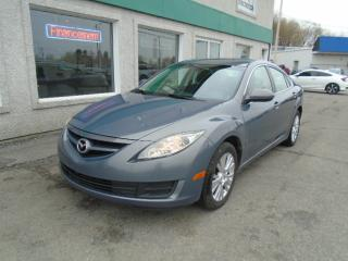 Used 2010 Mazda MAZDA6 Berline 4 portes I4, boîte automatique, for sale in St-Jérôme, QC