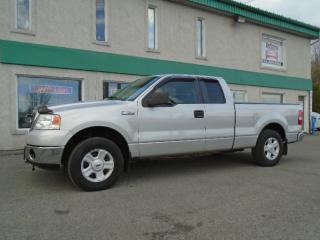 Used 2008 Ford F-150 4 RM, Super cabine 133 po, XLT for sale in St-Jérôme, QC
