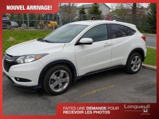 Used 2017 Honda HR-V ** VENDU ** EX ** Modèle en demande ** for sale in Longueuil, QC