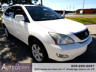 Used 2007 Lexus RX 350 4WD - 3.5L for sale in Woodbridge, ON