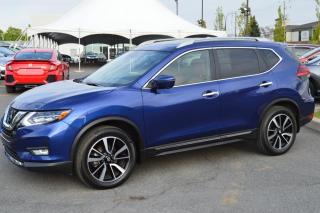 Used 2017 Nissan Rogue SL PLATINIUM for sale in Longueuil, QC