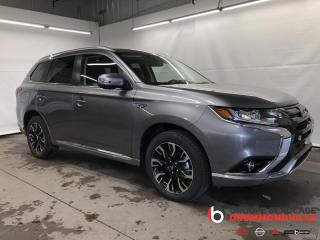 Used 2018 Mitsubishi Outlander GT for sale in Drummondville, QC