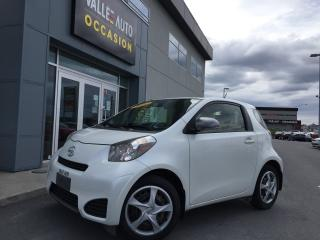 Used 2012 Scion iQ Base for sale in St-Georges, QC