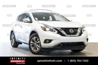 Used 2018 Nissan Murano Sl/awd/caméra for sale in Montréal, QC