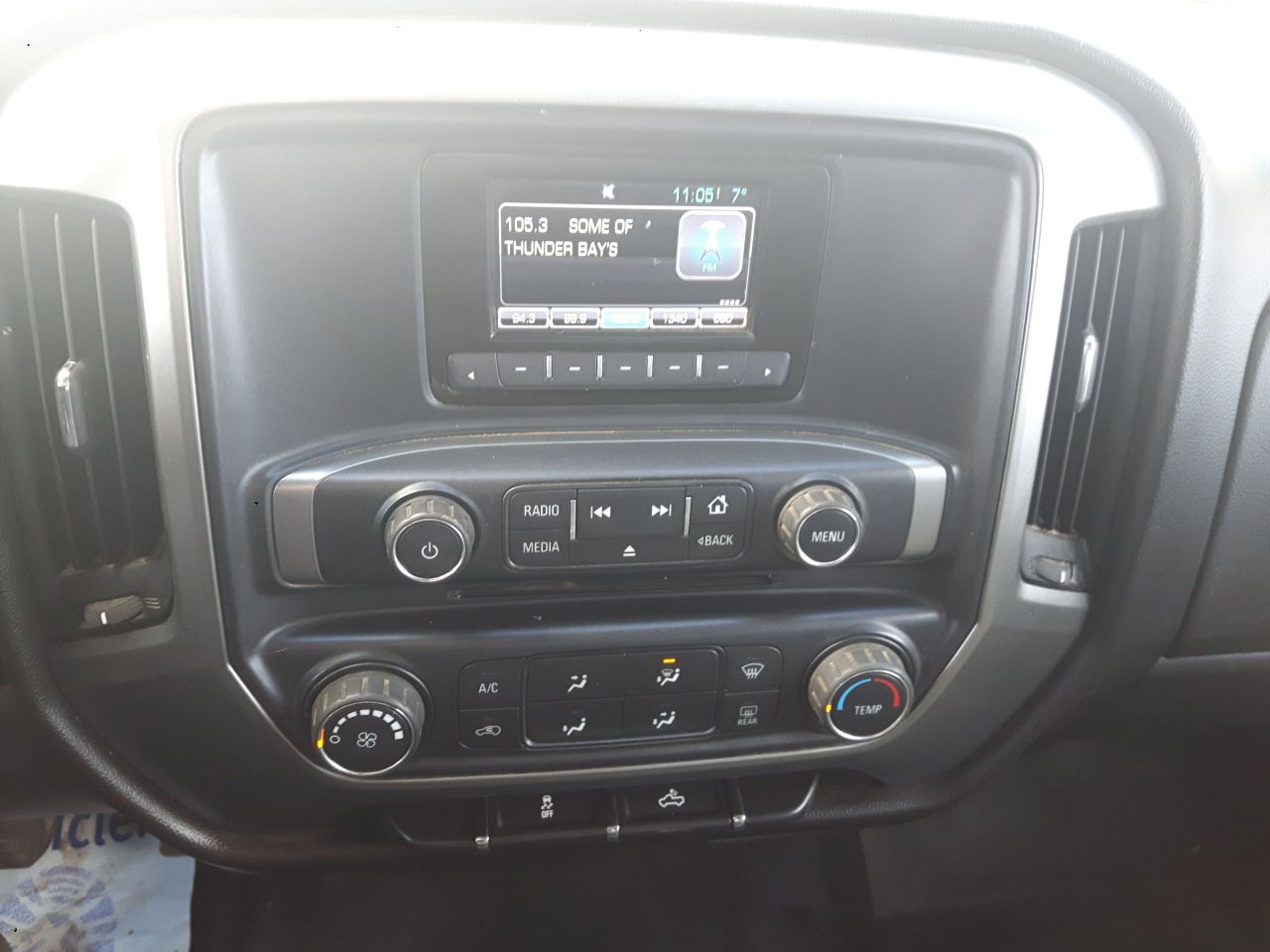 2015 Chevrolet Silverado 3500