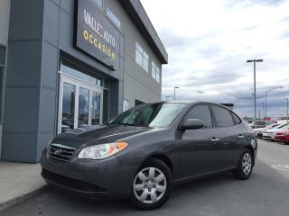 Used 2008 Hyundai Elantra L for sale in St-Georges, QC