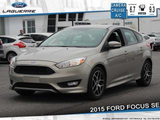 Used 2015 Ford Focus Se Camera Bluetooth for sale in Victoriaville, QC