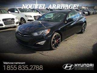 Used 2013 Hyundai Genesis R-SPEC + MAGS + CRUISE + RARE !! for sale in Drummondville, QC