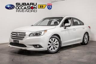Used 2015 Subaru Legacy TOURING for sale in Boisbriand, QC