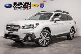 Used 2018 Subaru Outback Ltd Navi+cuir+toit.o for sale in Boisbriand, QC
