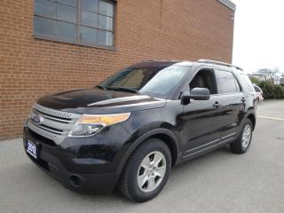 Used 2012 Ford Explorer 7 PASSENGER ONE OWNER NO ACCIDENTS for sale in Oakville, ON