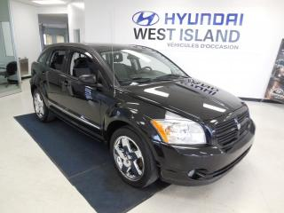 Used 2009 Dodge Caliber 2.0L SXT AUTO TRACTION AVANT BAS KM. for sale in Dorval, QC