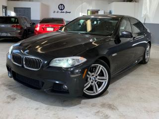 Used 2013 BMW 5 Series 535I XDRIVE M PKG|NAV|BACK UP|ACCIDENT FREE|LOADED for sale in Oakville, ON