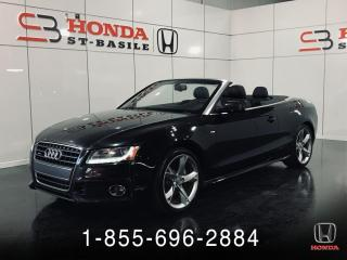 Used 2011 Audi A5 PREMIUM S-LINE **PRIX DE FIN DE SAISON** for sale in St-Basile-le-Grand, QC